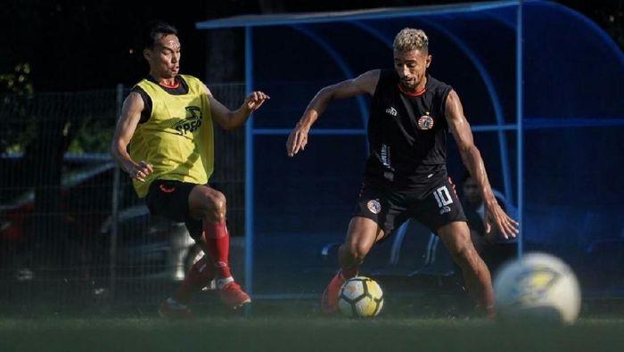 Persija Jakarta berpeluang mainkan Bruno Matos di final Piala Indonesia. Foto: ist.