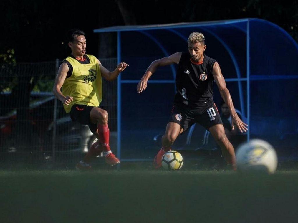 Persija Berpeluang Mainkan Bruno Matos di Final Piala Indonesia