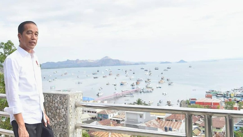 Ini Yang Buat Pelaku Industri Pariwisata Apresiasi Jokowi