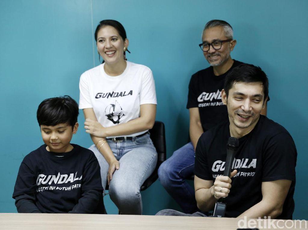 Film Gundala Libatkan 1800 Orang dan Syuting di 70 Lokasi