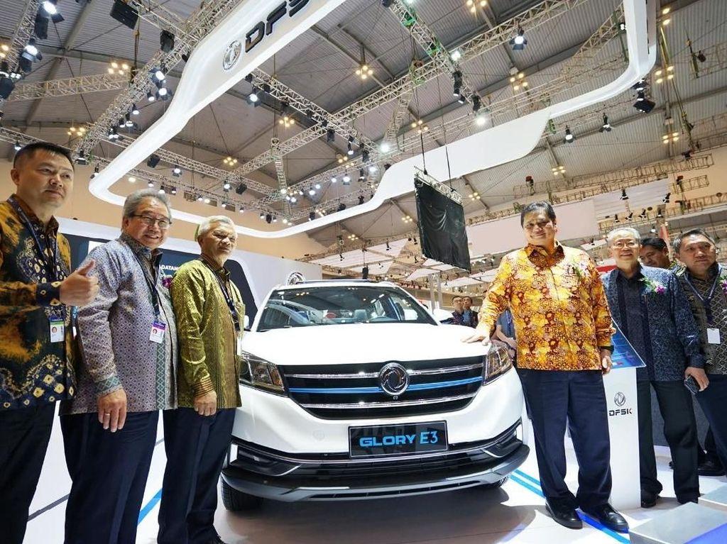 Mobil-mobil Canggih DFSK yang Mejeng di GIIAS 2019