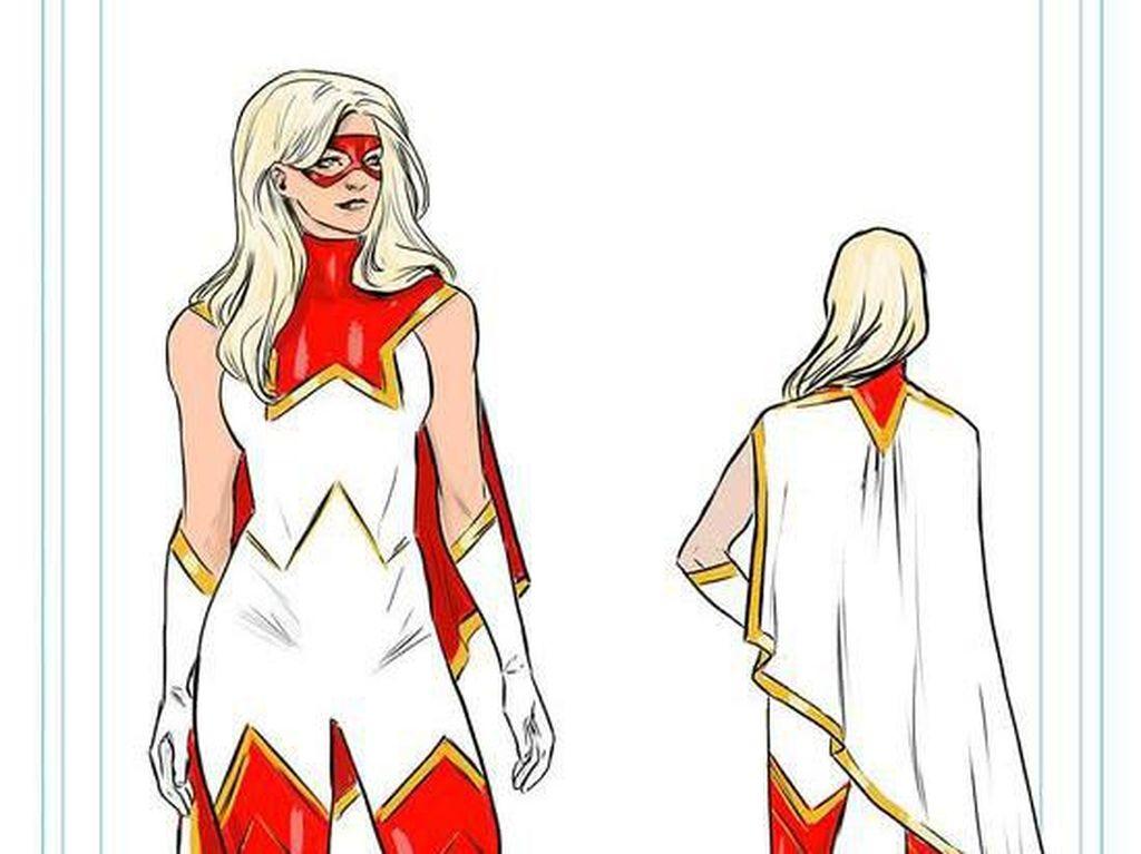 Perkenalkan, Ini Karakter Baru dalam Komik Captain Marvel