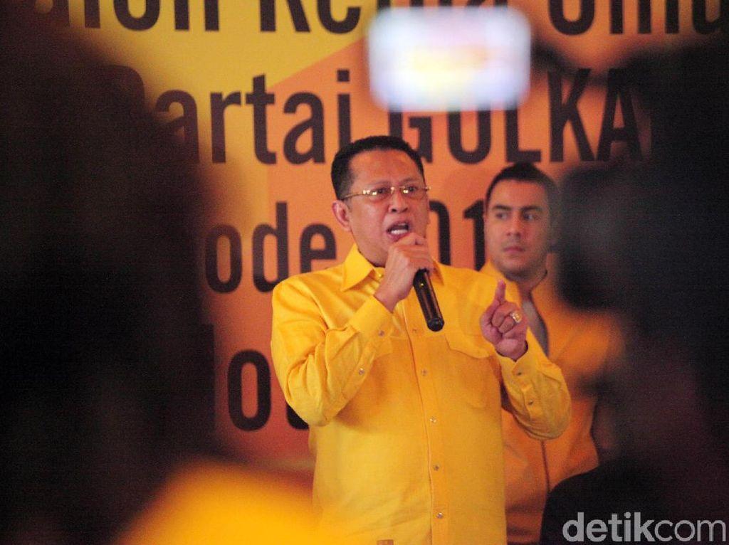 Bamsoet Usul Munas Golkar Digelar Usai Pelantikan Jokowi-Maruf Amin