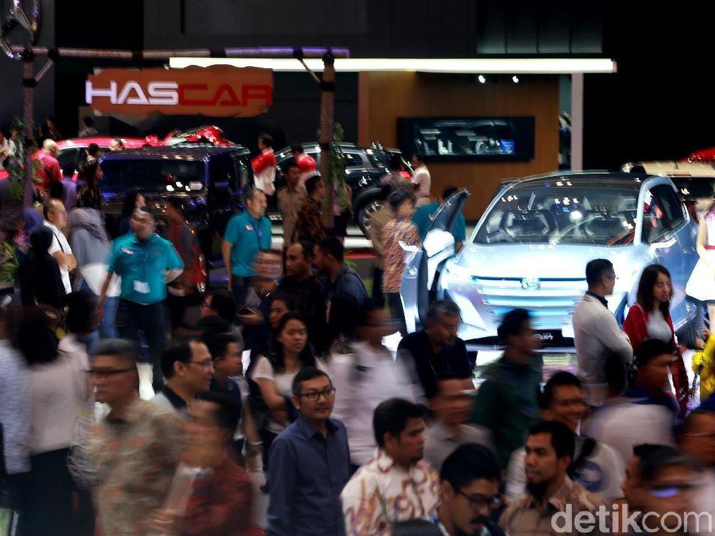 GIIAS Surabaya Batal Digelar