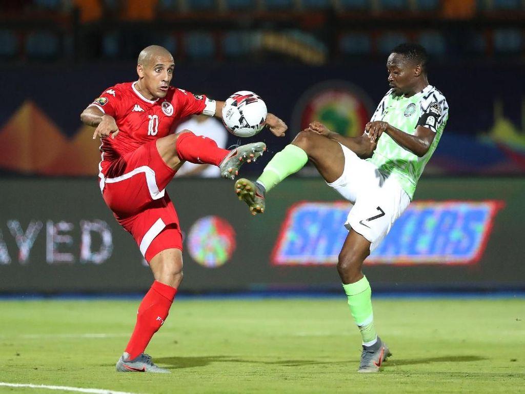 Piala Afrika 2019: Kalahkan Tunisia, Nigeria Finis Ketiga