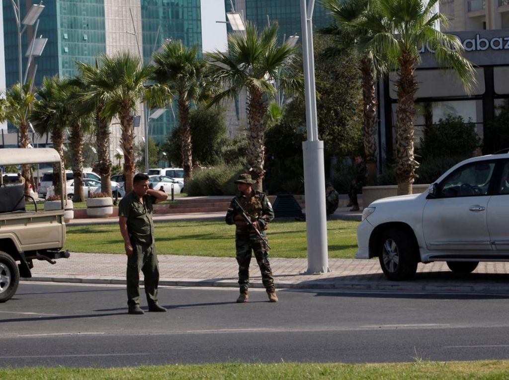 Perbatasan Turki-Irak Dijaga Ketat Cegah Virus Corona Impor