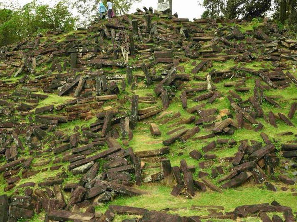 Begini Wujud Situs Megalitikum Terbesar di Indonesia