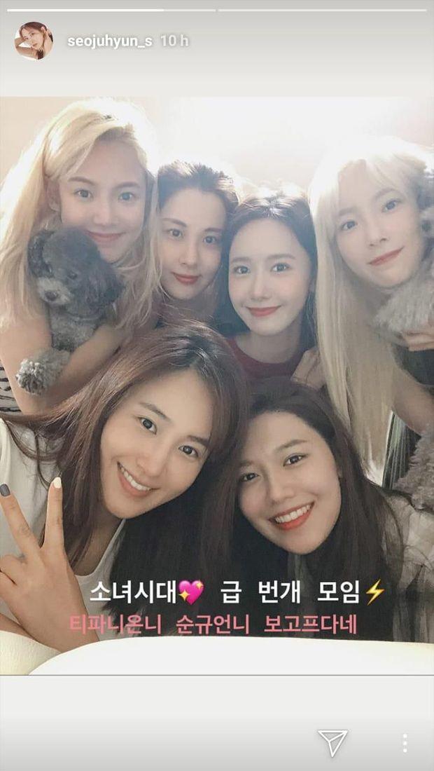 Personel Girls Generation