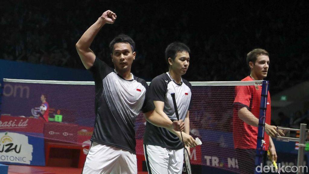 The Daddies Melenggang ke Perempatfinal Indonesia Open