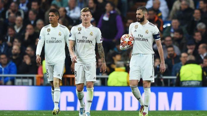 Real Madrid sedang mencari ritme selama pramusim. (Foto: Denis Doyle/Getty Images)