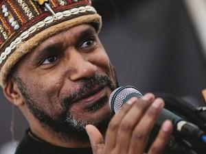 Profil Benny Wenda yang Didaulat Jadi Presiden Papua Barat Merdeka