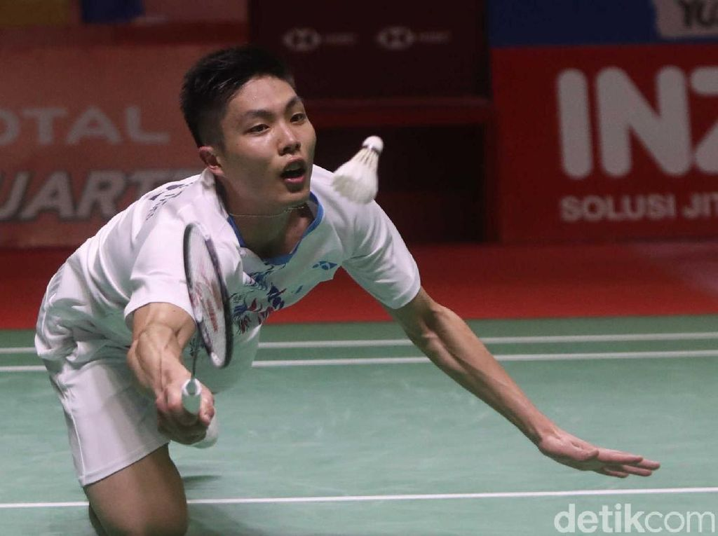 Kemenangan Tien Chen untuk Fan Indonesia yang Berjuang Melawan Kanker