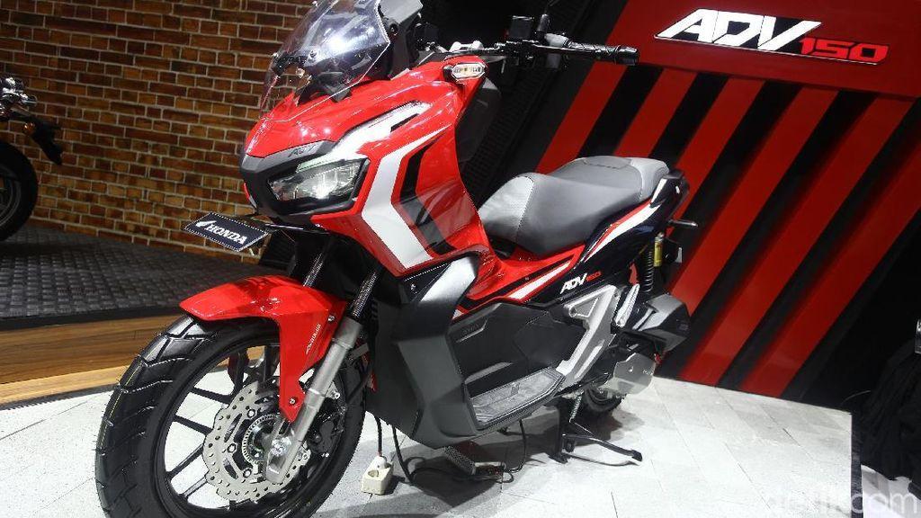 Honda ADV 150 Ditunggu Nmax, PCX, Aerox, Dkk