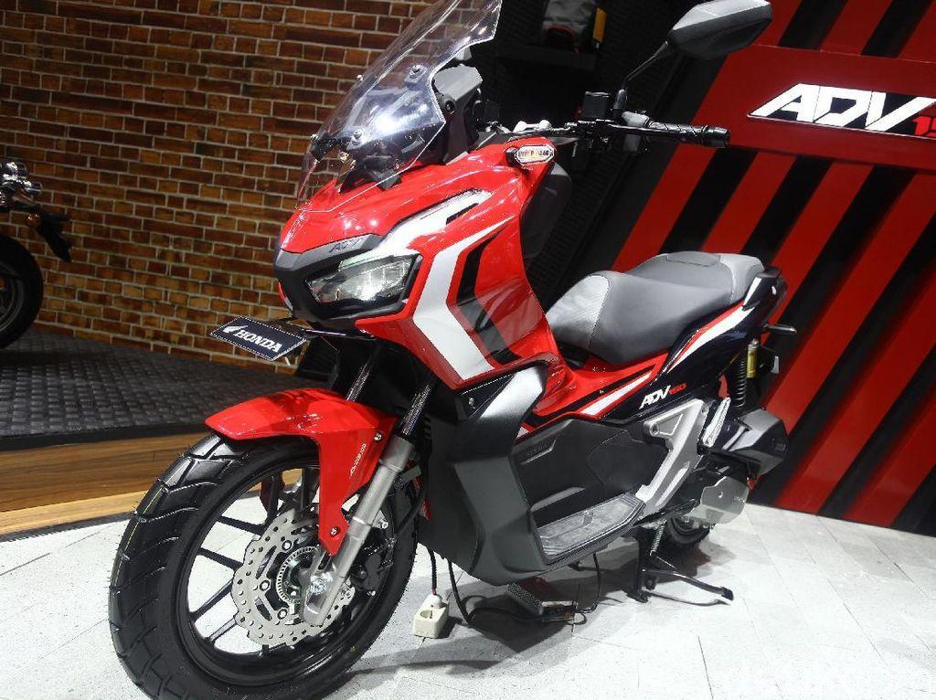Shock Breaker Honda ADV Kurang Empuk Itu Relatif