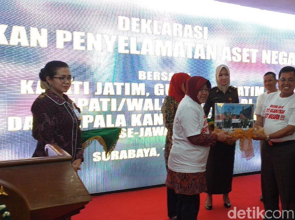 Aset YKP Resmi Diserahkan ke Pemkot Surabaya