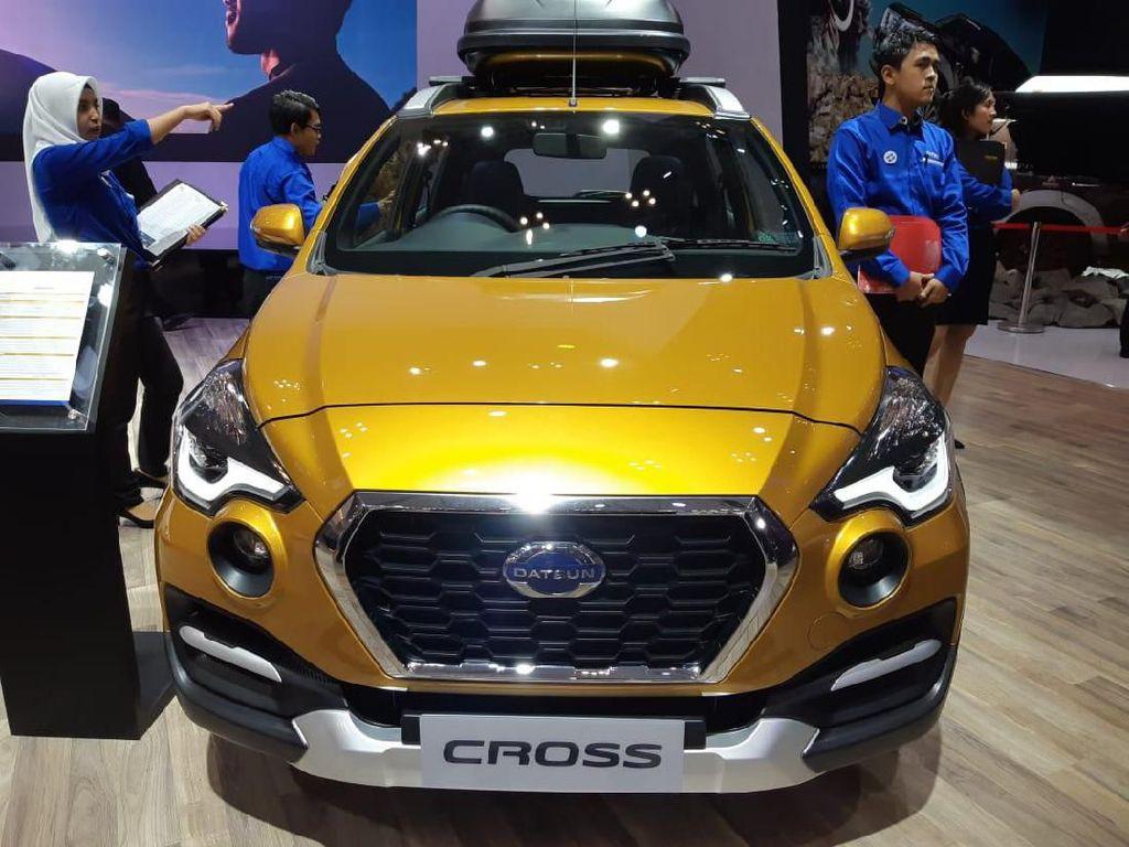 Meski Tanpa Mobil Baru, Datsun Sasar Anak Muda