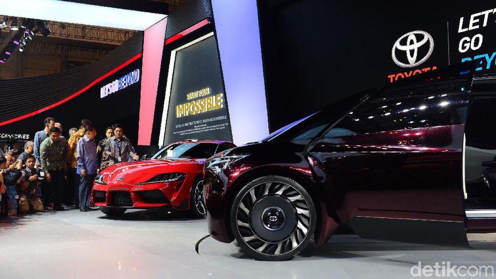 Mobil Sport Toyota Rp 2 Miliar