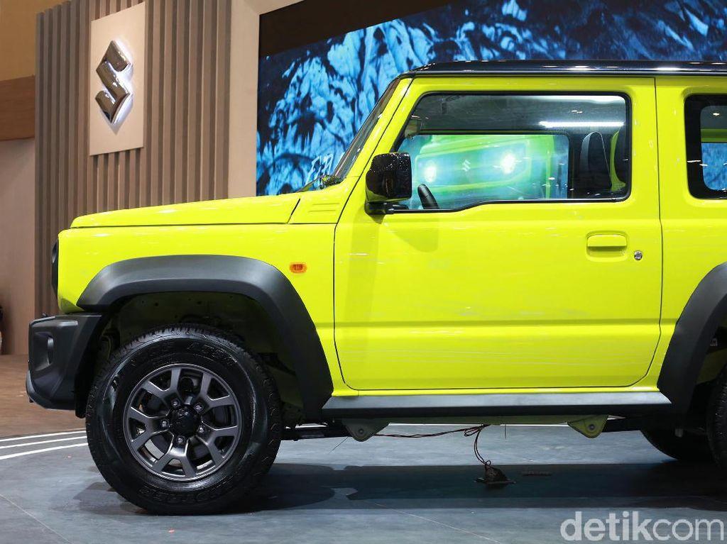 Peluang Besar Suzuki Indonesia untuk Produksi dan Ekspor Jimny