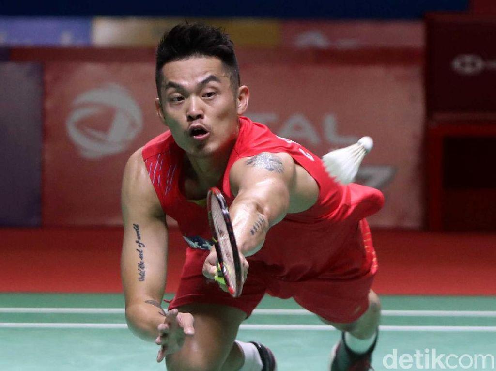 Lin Dan Dipermalukan Chou Tien Chen
