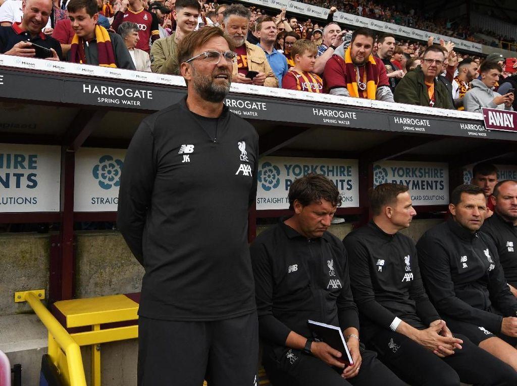 Karena Liverpool Tak Mampu Belanja Seperti City dan PSG