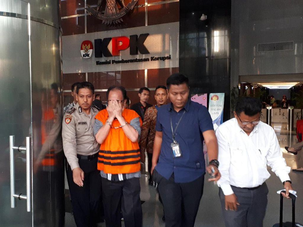 KPK Tahan 4 Tersangka Kasus Suap Anggota DPRD Jambi
