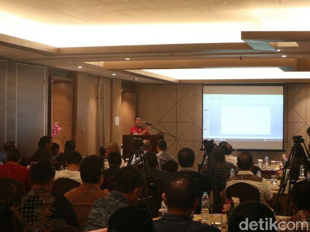 Iwan Bule Ingin Bangun Markas Sepakbola Indonesia