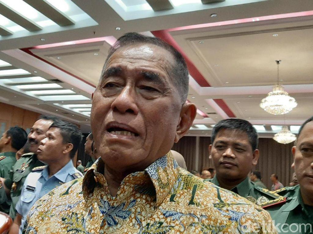 Mahfud Sebut TNI Kecolongan soal Enzo, Menhan: Lagi Diperiksa