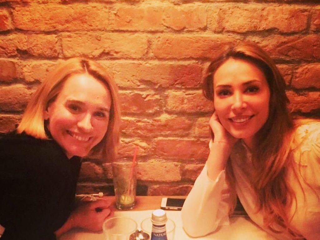 Ini Iulia Vantur, Calon Pacar Salman Khan yang Sering Hang Out di Restoran