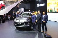 Deretan Mobil Mitsubishi Baru dengan Teknologi Terkini di GIIAS 2019