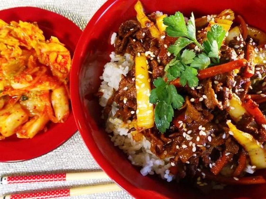 3 Resep Rice Bowl ala Restoran yang Kekinian dan Gampang Dibuat