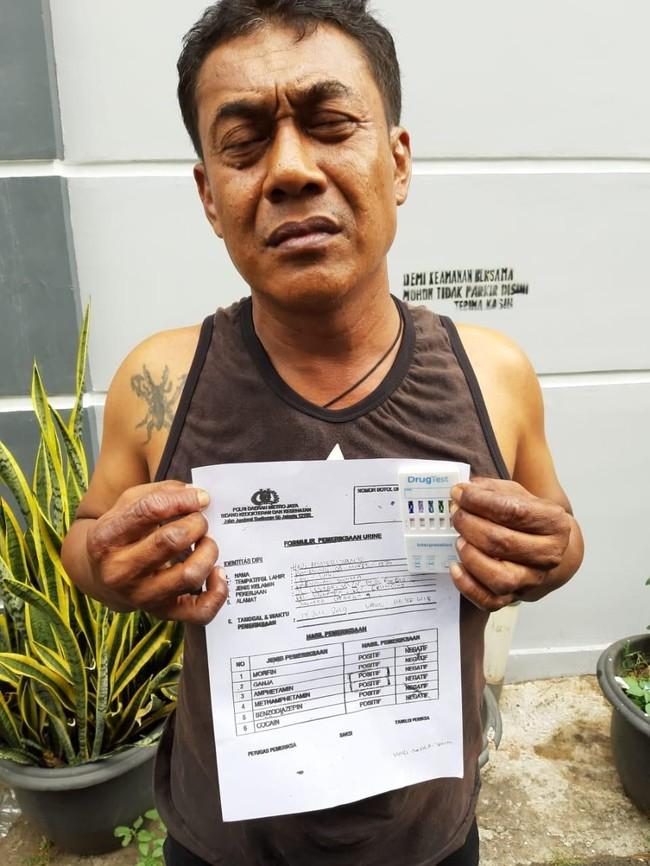 Ini Potret Nunung Saat Diciduk Polisi terkait Sabu