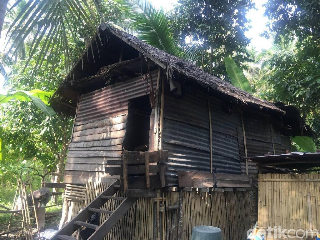 Kisah Tunanetra di Polman Sulbar yang Hidup di Gubuk Reyot