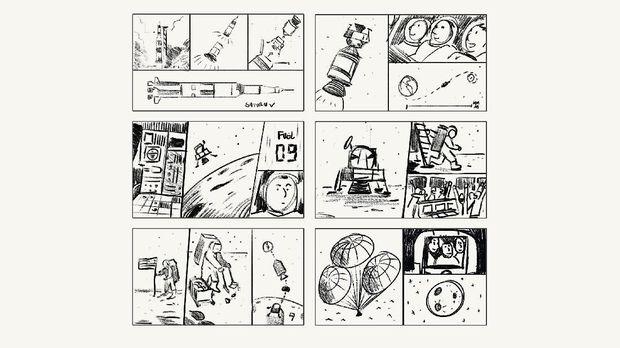 Kisah di Balik Google Doodle Misi Apollo 11