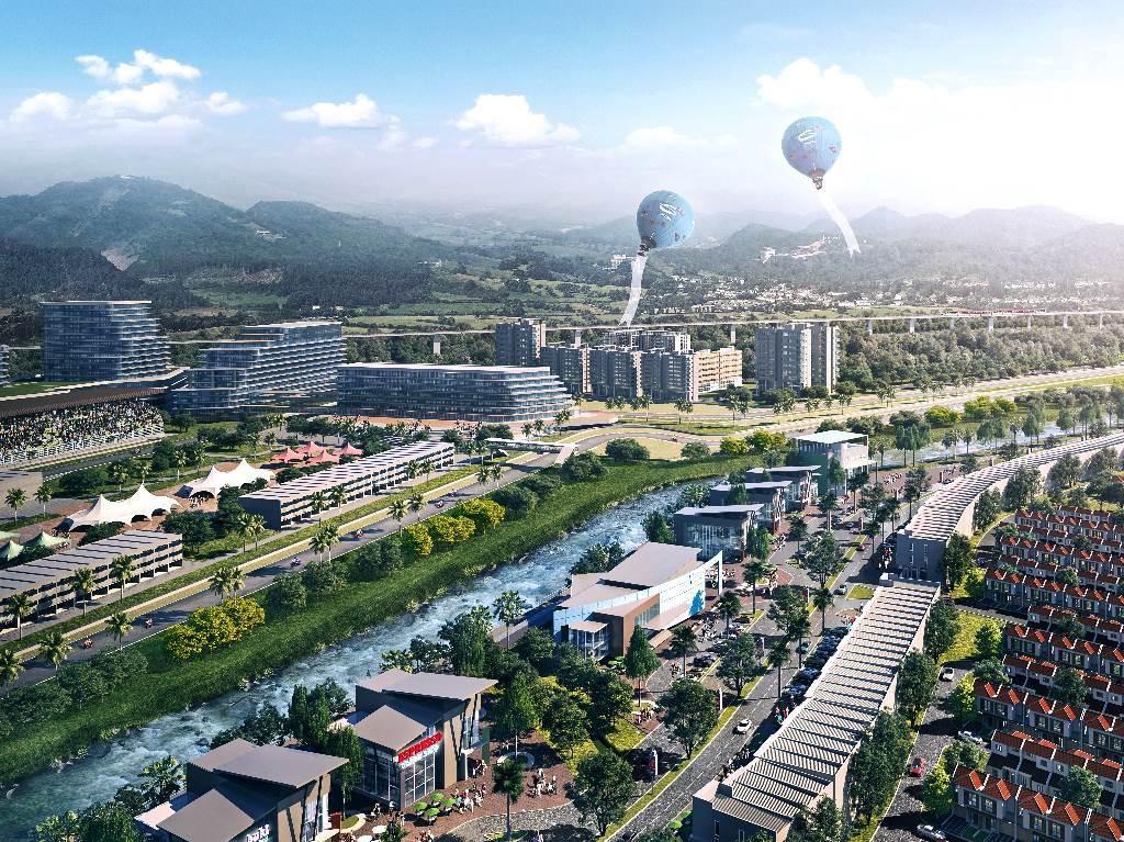 Ciputra Bikin Township 1.000 Ha di Selatan Jakarta