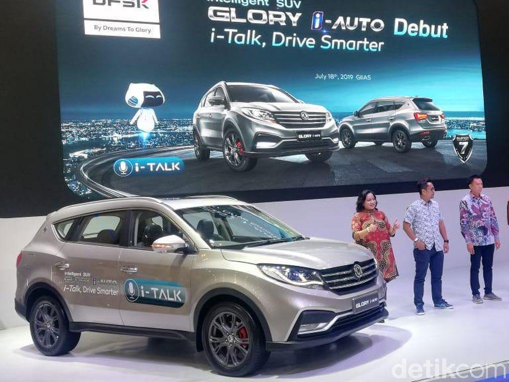 Mobil China Sama-sama Punya Fitur Voice Command, Janjian?