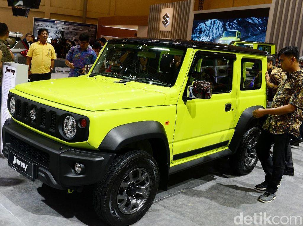 Uang Saja Nggak Cukup untuk Membeli Suzuki Jimny