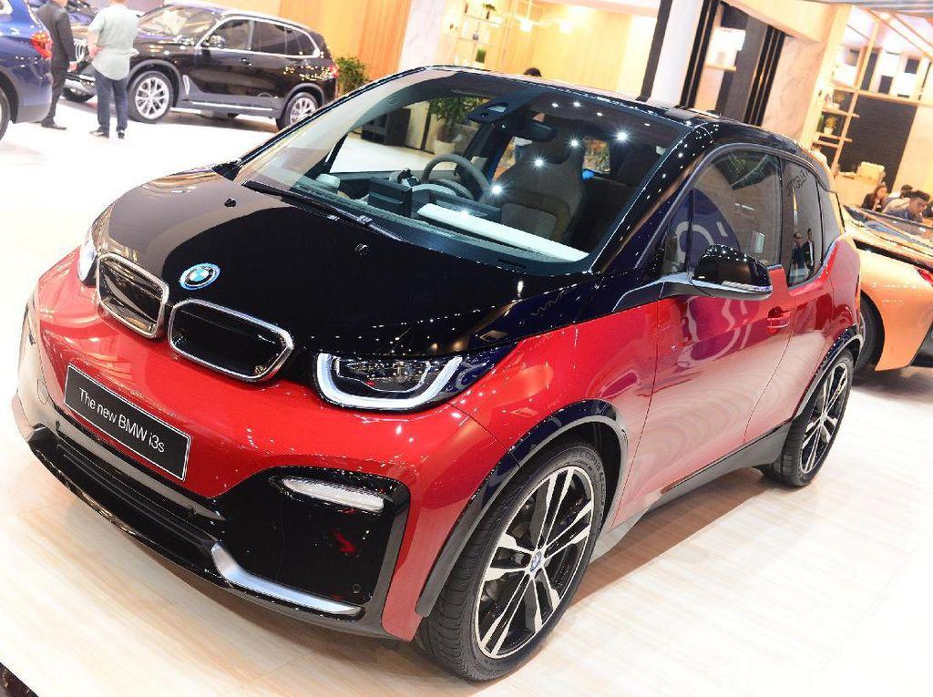 BMW Tunggu Kesiapan Indonesia Sebelum Tambah Mobil Listrik