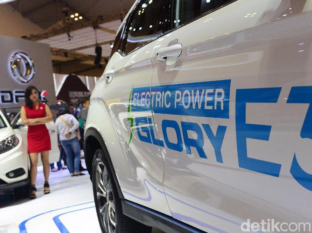 Dear Pemerintah, Mobil Cina Ikut Tanyakan Aturan Insentif Mobil Listrik Nih
