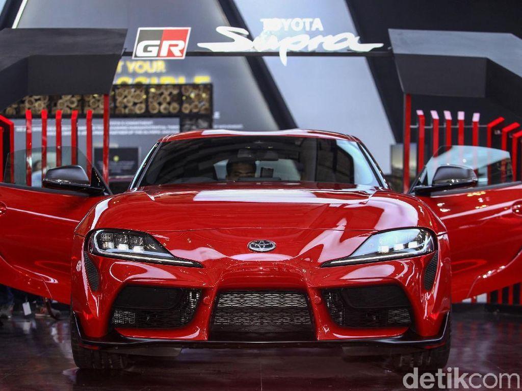 Toyota Supra GR Tidak Akan Ganggu Penjualan Toyota 86