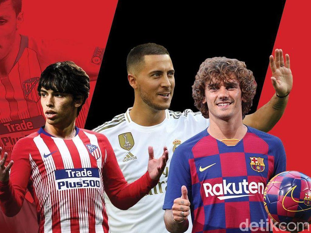 15 Transfer Termahal di Bursa Musim Panas 2019