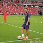 Dikaitkan dengan Real Madrid, Eriksen Kok Latihan Terpisah?