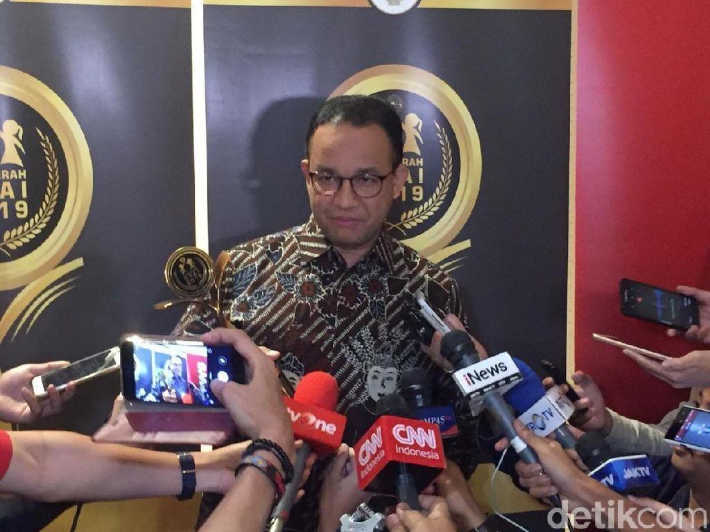 Anies Pastikan Banding Lawan PTUN soal SK Cabut Reklamasi