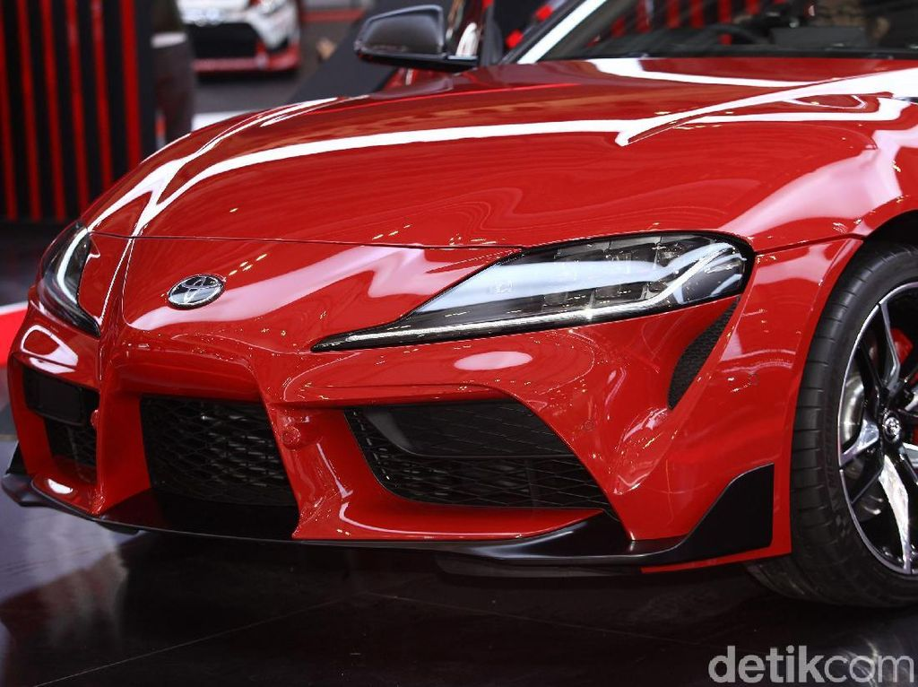 Toyota Mau Tambah Jatah Supra Demi Penuhi Permintaan Orang RI