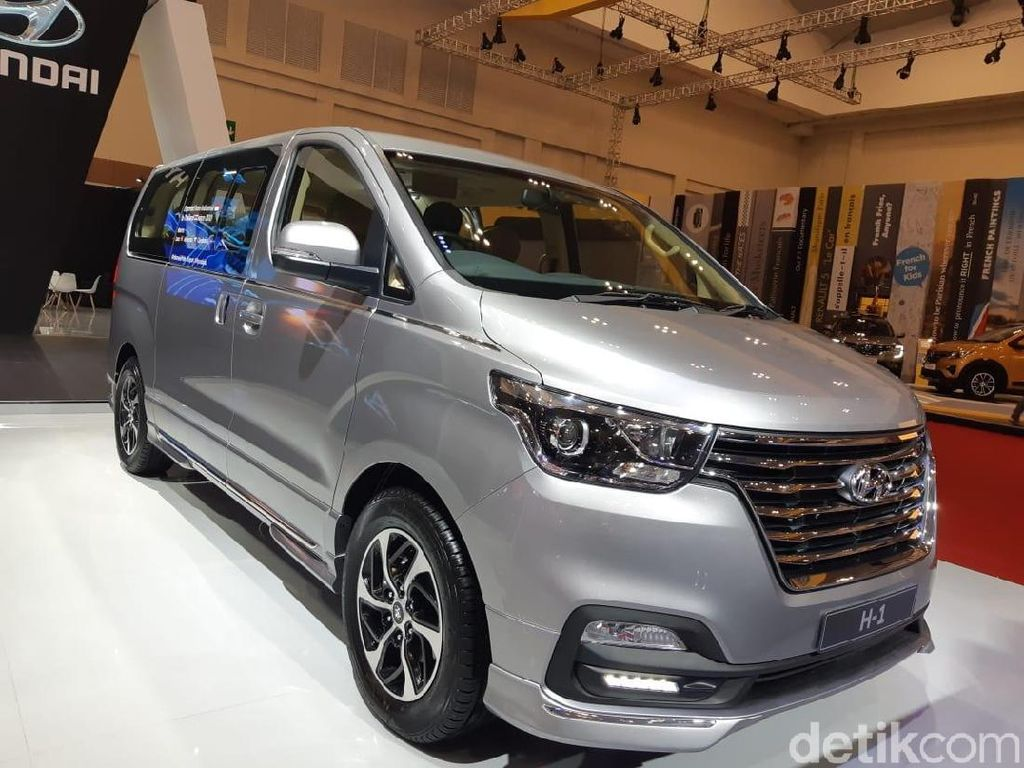 MPV Hyundai Royale Edisi Terbatas Hanya Tambah Rp 1,5 Juta