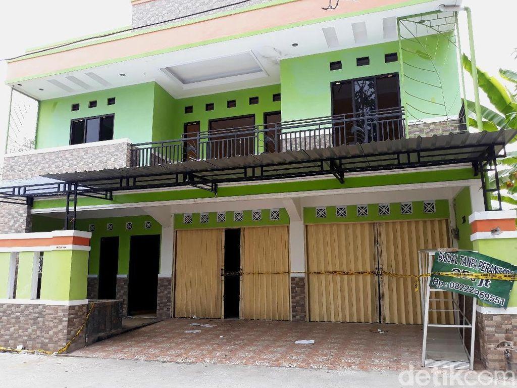 Kantor Investasi Bodong Rp 17 M di Klaten Dipasangi Garis Polisi