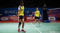 Langkah Tontowi/Winny Terhenti di Perempatfinal Indonesia Open