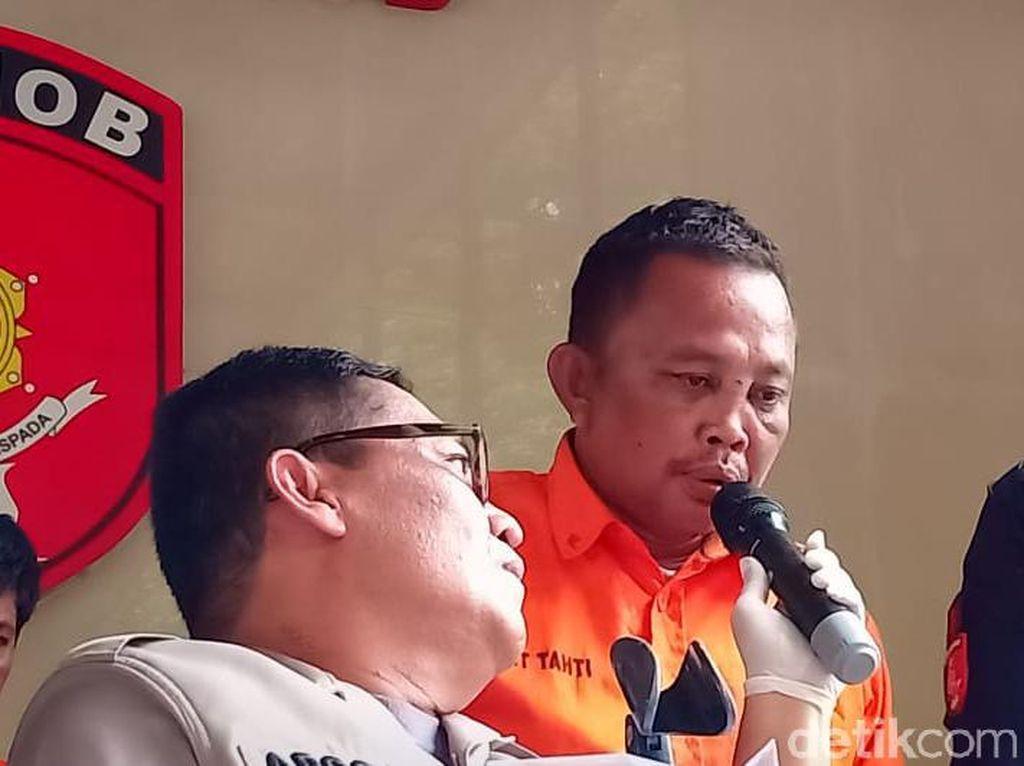 30 Kali Menjambret di Jaktim, Joko Ditangkap Polisi