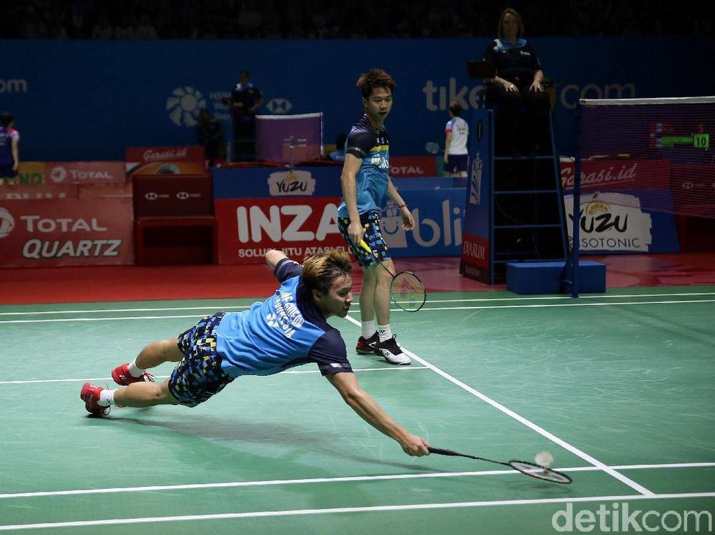 Berguguran, Indonesia Cuma Loloskan Dua Wakil ke Semifinal Indonesia Open