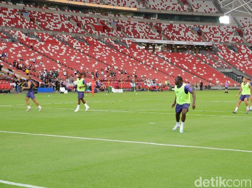 ICC 2019: Harry Kane dkk Jajal National Stadium Jelang Lawan Juventus