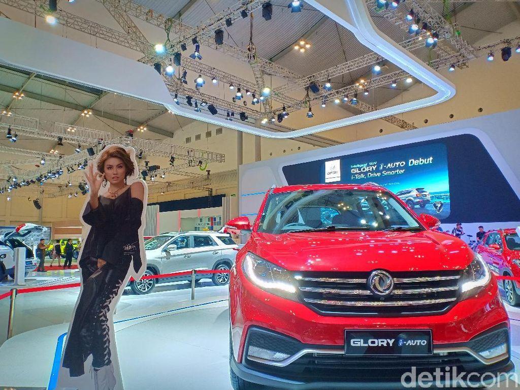GIIAS 2019: DFSK Minta Konsumen Tentukan Harga Mobil Barunya